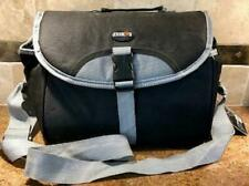 CLEARANCE! ~ ZEIKOS ~ PADDED CANVAS CAMERA / CAMCORDER BAG WITH ADJUSTABLE STRAP