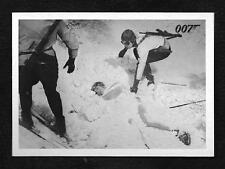 2016 James Bond Classics On Her Majestys Secret Service Throwback Set Card #46