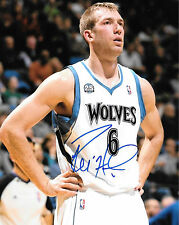 GFA Minnesota Timberwolves * ROBBIE HUMMEL * Signed 8x10 Photo R1 COA