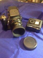 Zenza Bronica ETR Camera