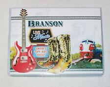 BRANSON PHOTO ALBUM HAS 16 PAGES HOLDS 32 PHOTO'S GREAT SOUVENIR OR GIFT