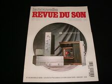 LA NOUVELLE REVUE DU SON<>OCTOBE1994<>FRENCH AUDIO MAG.°#181°COUNTERPOINT SYSTEM