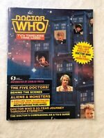 Doctor Who TV's Timeless Time Lord Magazine (1983) BBC & Starlog