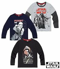 Star Wars Shirt,T-Shirt, Pullover, langarm Jungen gr.116-152