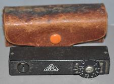 C. P. Goerz, Berlin Rangefinder In Leather Case