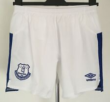 EVERTON 2017/18 HOME SHORTS BY UMBRO SIZE LARGE BOYS BRAND NEW WITH TAGS