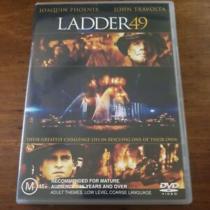 Ladder 49 DVD R4 Like New! FREE POST