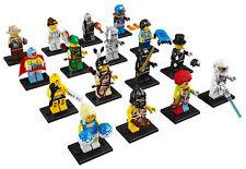 Lego Minifigures - SET 8683 - SERIE 1 - COMPLETA