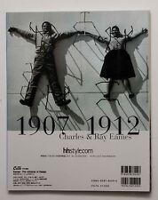 Casa BRUTUS Japanese Magazine 2003 Featuring Charles Ray Eames Piywood Elephant
