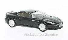 Oxford 76 amdb 9002 Aston Martin db9 Coupe Nero Scala 1:76 (218754) NUOVO! °
