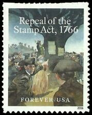 US #5064 {47c}Repeal of the Stamp Act, 2016, MNH, (3)