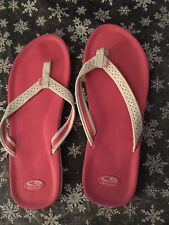 b058048759a7 Champion New Pair Women s Flip Flop Style Sandal Shoes Pink Size 11