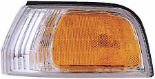 New Left Corner Turn Signal Light Fits 1992-1993 Honda Accord