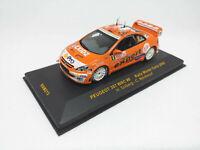 IXO 1:43 - RAM213 PEUGEOT 307 WRC Nº 8 Rally Monte Carlo 2006 Solberg Menkerud