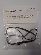 Pfanstiehl Turntable Belt