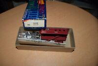 Roundhouse HO Scale Kit 3486 Santa Fe Caboose NEW IN BOX