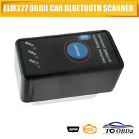 Car Diagnostic Code Scanner Switch XTRONS Mini ELM327 OBD2 Bluetooth Android PC