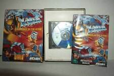 X-MEN CHILDREN OF THE ATOM USATO P3455C CDROM EDIZIONE ITA PAL BIG BOX VBC 51016