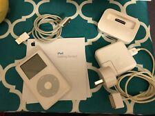 Apple iPod Classic 4th Generation 40Gb
