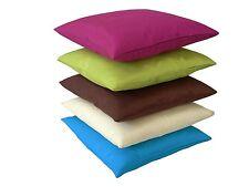 Einfarbige Kopfkissenbezüge für 40 ° - Wäsche