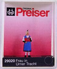 Preiser 29020 (H0) - Frau in Urner Tracht / Woman, swiss national costume, Uri