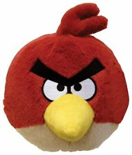 "Angry Birds Plush Red Soft Toy 8"" New 20 cm Official Game"