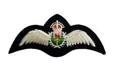 RHOSESIAN AIR FORCE PILOT WINGS- / PADDED