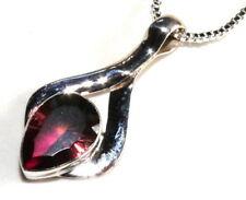 Collares y colgantes de joyería turmalina plata
