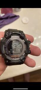 Casio G-Shock GPR-B1000-1JR Rangeman GPS Solar-Assisted Mens Watch