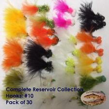 Ufs Fly pack complet Réservoir mouches - #10 (lot de 30 mixte)