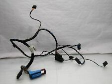 Vauxhall Opel Vectra C pre-facelift 02-05 AC air con heater unit wiring harness