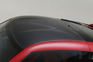 SUNLINE RACING CARBON FIBER ROOF TOP PANEL COVER FOR NISSAN 370Z (MADE IN JAPAN)