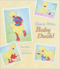 Guess Who, Baby Duck!, Hest, Amy, Very Good Book