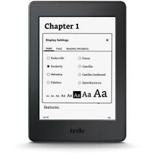 """Amazon Kindle Paperwhite 3 E-Reader (7th Generation) 4GB Wifi 6"""" Screen Black"""