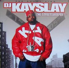 DJ KAYSLAY POSTER, STREETSWEEPER VOL. 1 (SQ24)