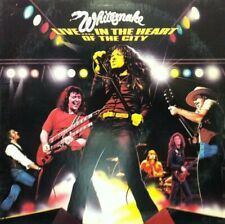 Whitesnake - Live In The Heart Of The City CD (1980) DISC ONLY #G12