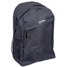 "Notebook/Laptop Rucksack Manhattan Knappack bis 15,6""/Zoll Schwarz"
