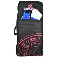 "Red/Black BodyBoard Bag Boogie Beach & 42"" board Holds 3 to 4 boards Backpack"