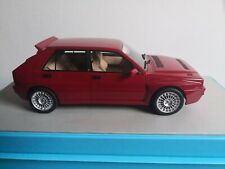 LS COLLECTIBLES LS034I 1/18 Lancia Delta Integrale HF Evo2 Red dealer's