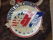 Winners Circle Nascar Or Racing Shooting Team Shooting Club Pin#b10