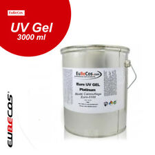 covergel Rose Maquillage gel Nu Camouflage COMMERCE DE Gros Gel UV 3000 ml
