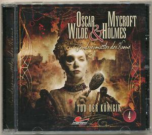 Oscar Wilde & Mycroft Holmes 4 Tod der Königin Sonderermittler der Krone