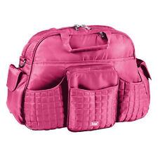 New Lug Travel TUK TUK Baby Diaper Gym Carryall Ovenight Bag ROSE PINK gift