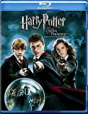 Harry Potter and the Order of the Phoenix (Blu-ray Disc, 2007) Like New Mint