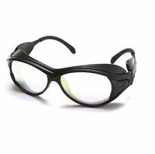 Occhiali di protezione laser CO2 a doppio strato vetro 10.6um od + 7