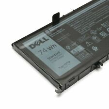 OEM 74Wh 357F9 Battery For Dell Inspiron 15 5576 5577 7566 7567 7557 7559 71JF4
