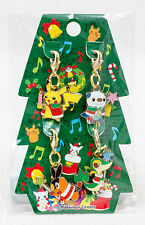 RARE!! Pokemon Center Metal Charm Christmas Tree 2010 Pikachu JAPAN ANIME MANGA