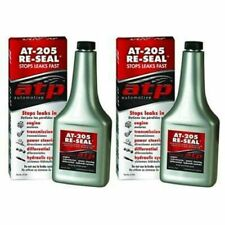 ATP AT-205 Re-Seal Set of 2 Fast Effective Stops Leaks 8 Ounce Bottle