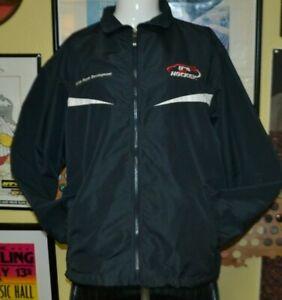 USA Hockey Mid-Am Player Development Zip Up Windbreaker Jacket Medium