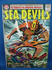 SEA DEVILS 12 VF 1963